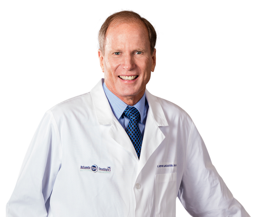 Dr. C. Steven Lancaster is a Board Certified Optometrist who specializes in Dry Eye Treatment, Eye Care and Specialty Contacts at Atlantic Eye Institute.