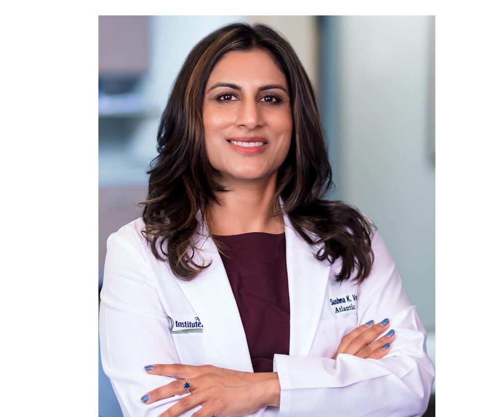 Dr. Sushma K. Vance, Board Certified Vitreoretinal Specialist at Atlantic Eye Institute