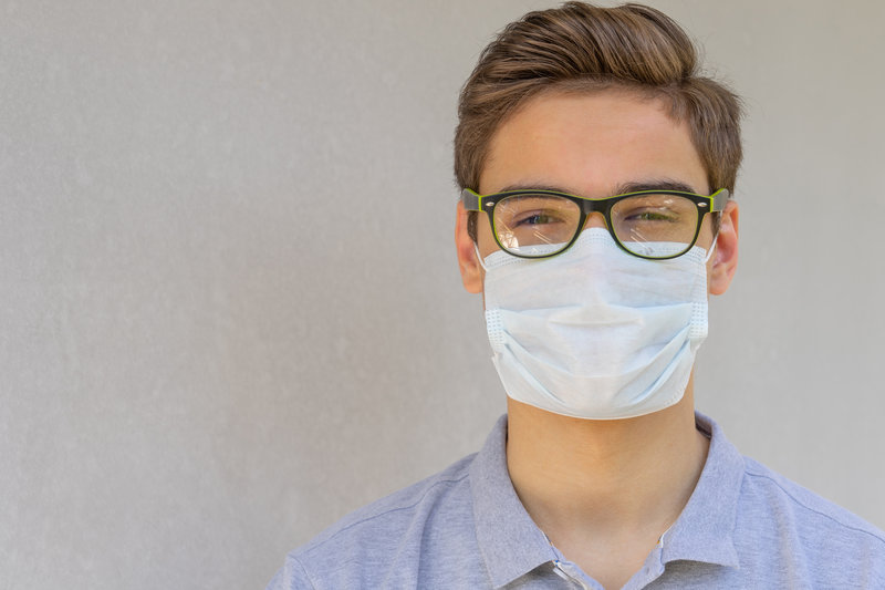 eye care and protection during the coronavirus pandemic