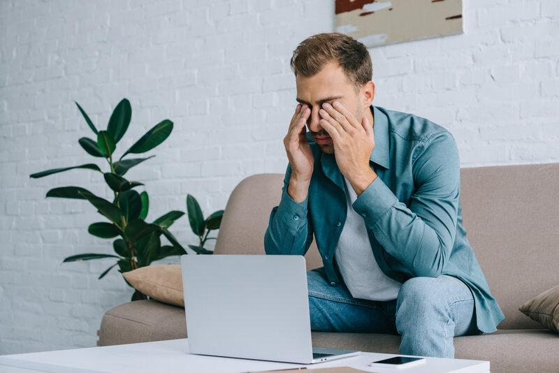 10 reasons for eye pain